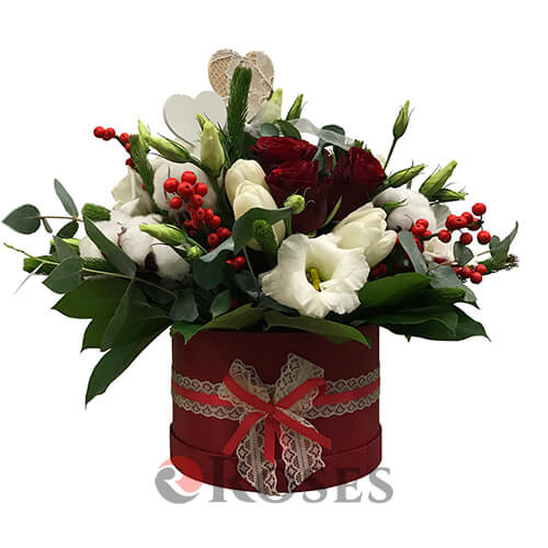 """Flowers in a Box """"Alamos"""""""