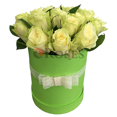 """Flowers in a box """"Compliment"""""""