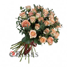 "Bouquet ""The Hill"" 25 roses"
