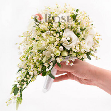 "Wedding bouquet ""Amsterdam"""